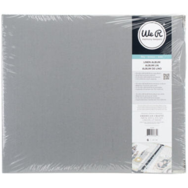 jcpenney.com | We R Memory Keepers® Gray 12x12 Album