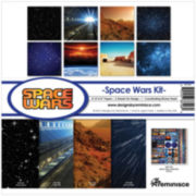 Reminisce 9-pc. Space Wars Collection Kit