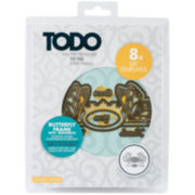 TODO 2-pc. Butterfly Die Templates