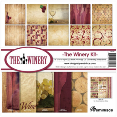 jcpenney.com | Reminisce 11-pc. Winery Collection Kit