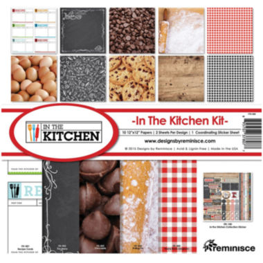 jcpenney.com | Reminisce 11-pc. In The Kitchen Collection Kit