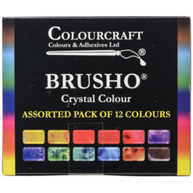 jcpenney.com | Colorfin Brusho Crystal Colors Set