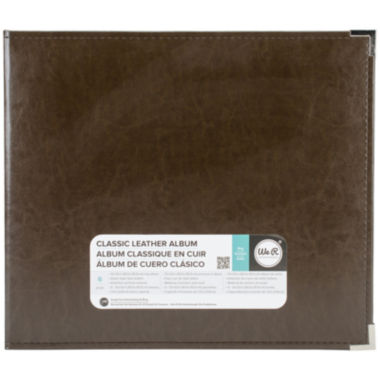 jcpenney.com | 3-Ring Leather Album - Dark Chocolate