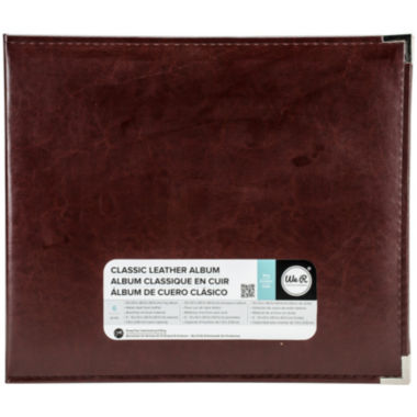 jcpenney.com | 3-Ring Leather Album - Cinnamon