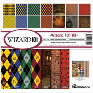 jcpenney.com | Reminisce 15-pc. Wizard Collection Kit