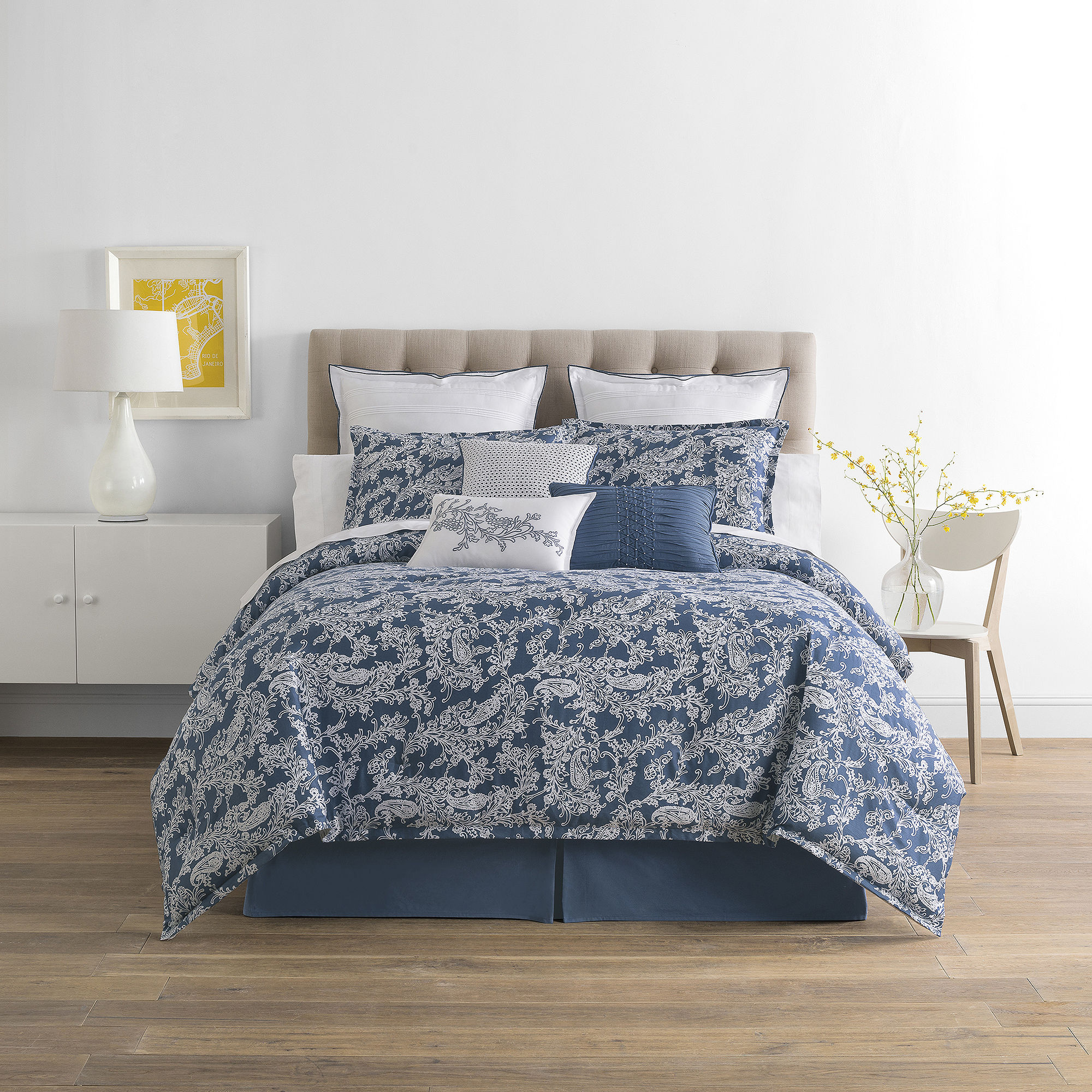 Jcpenneys Home Store: CHEAP JCPenney Home Floral Trellis Comforter Set LIMITED