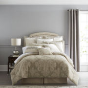 Royal Velvet® Palais 4-pc. Comforter Set & Accessories