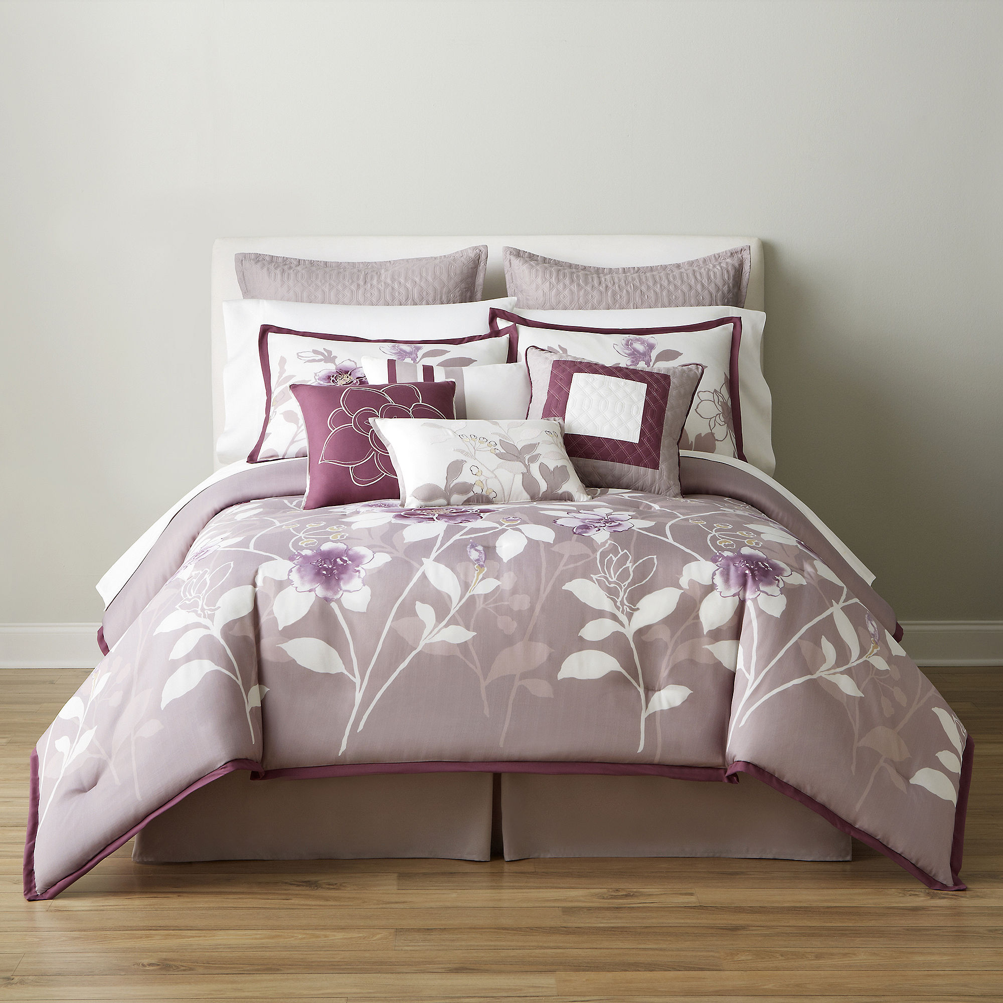 Buy Bed Set: BUY Home Expressions Melise 10-pc. Comforter Set NOW