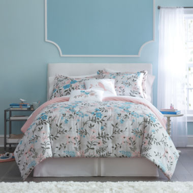 jcpenney.com | Inspire Harriet Floral Comforter Set & Accessories