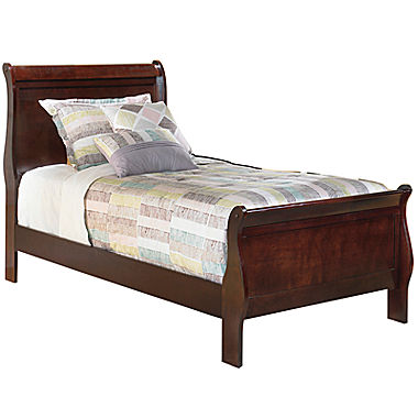 Signature Design by Ashley® Rudolph Sleigh Bed - JCPenney