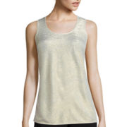 Worthington® Crew Neck Tank Top