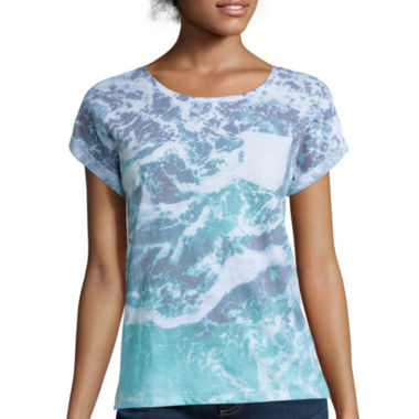 jcpenney.com | a.n.a® Short-Sleeve Graphic Tee