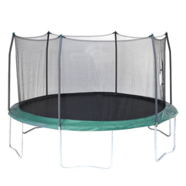 jcpenney.com | Skywalker Trampolines 15' Round Trampoline with Enclosure Net