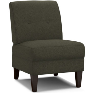 jcpenney.com | Frankie Armless Tufted Slipper Accent Chair