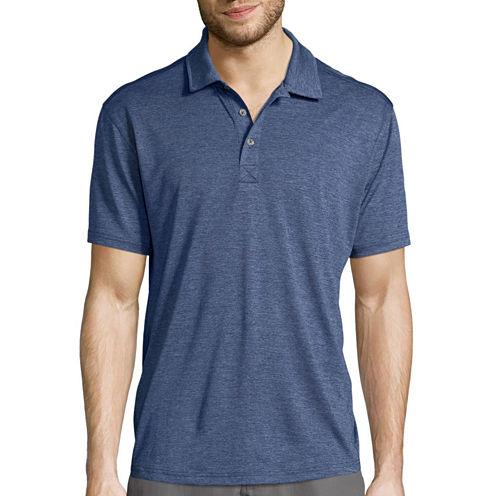 St. John's Bay® Short-Sleeve Quick-Dri Polo