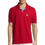 St. John's Bay® Americana Short-Sleeve Performance Polo