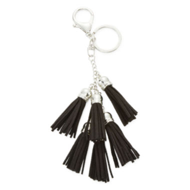 jcpenney.com | Faux Suede Tassel Charm