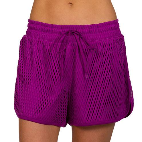 """Jockey 4"""" Mesh Workout Shorts"""
