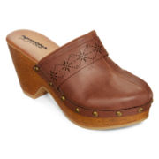 Arizona Merida Slip-On Clogs
