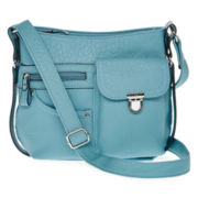 Rosetti® Triple Play Rudy Crossbody Bag