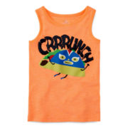 Okie Dokie® Graphic Tank Top – Toddler Boys 2t-5t
