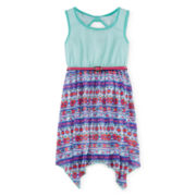 Disorderly Kids® Tribal-Print Dress - Preschool Girls 4-6x