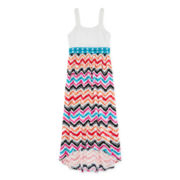 Disorderly Kids® Lace High-Low Maxi Dress - Girls 7-16