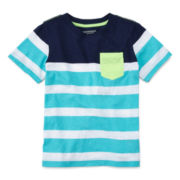 Arizona Striped Tee – Preschool Boys 4-7