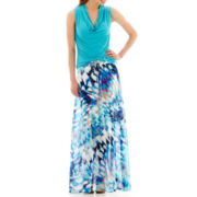 Worthington® Cowlneck Top or Maxi Skirt