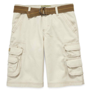 jcpenney.com | Lee® Wyoming Cargo Shorts - Boys 8-18 and Husky