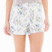 Ambrielle® Knit Boxer Sleep Shorts