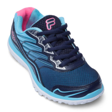 jcpenney.com | Fila® Countdown 3 Girls Running Shoes - Little Kids/Big Kids