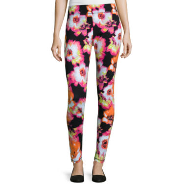 jcpenney.com | Mixit™ Print Knit Leggings