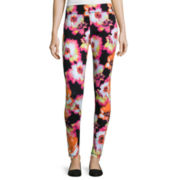 Mixit™ Print Knit Leggings