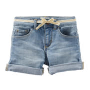 OshKosh B'gosh® Cuffed Shorts - Toddler Girls 2t-5t