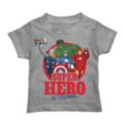 Marvel® Avengers Superhero Tee - Toddler Boys 2t-5t