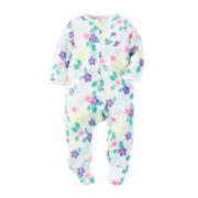 Carter's® Floral Sleep-N-Play - Baby Girls newborn-24m
