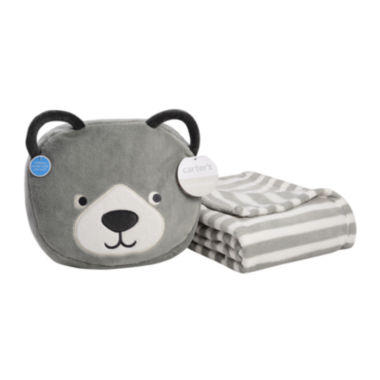 jcpenney.com | Carter's® On-the-Go Bear Plush Bag with Blanket