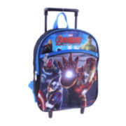 "Marvel® The Avengers® Boys' 12"" Rolling Backpack"