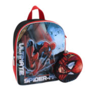 "Marvel® Spider-Man™ Boys' 10"" Backpack with Utility Case"