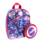 "Marvel® Captain America Civil War Boys' 10"" Backpack with Utility Case"