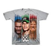 WWE Short-Sleeve Tee - Preschool Boys 4-7