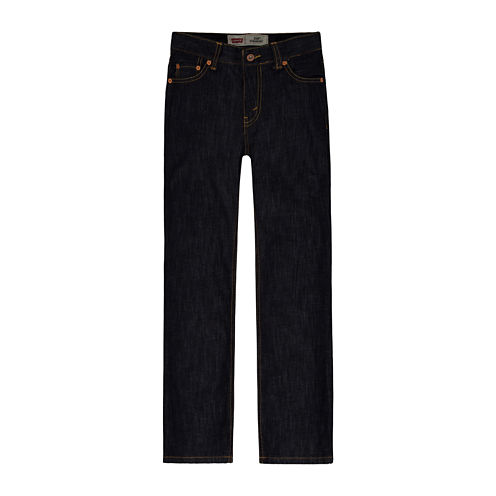 Levi's® 514™ Straight-Fit Jeans - Boys 8-20, Slim and Husky