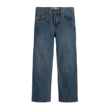 jcpenney.com | Levi's® 550™ Relaxed Fit Jeans - Boys 8-20, Slim and Husky