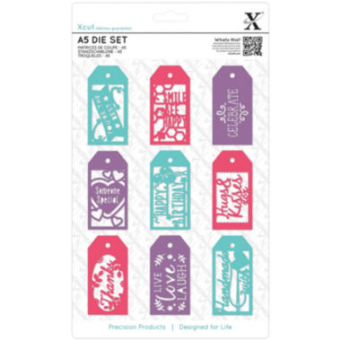 jcpenney.com | docrafts 11-pc. Everyday Gift Tag Dies