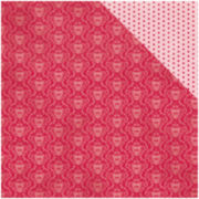 """Authentique Paper Kindred Heart 2-Sided 12x12"""" Cardstock - 18 Sheets"""