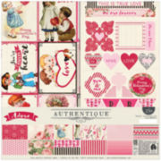 Authentique Paper 19-pc. Adore Collection Kit