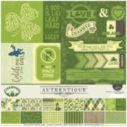 Authentique Paper 19-pc. Charmed Collection Kit