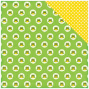 """Frogs Cardstocks 2-Sided 12x12"""" Cardstock - 25 Sheets"""