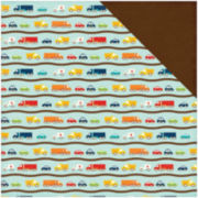 "Cars 2-Sided 12x12"" Cardstock - 25 Sheets"